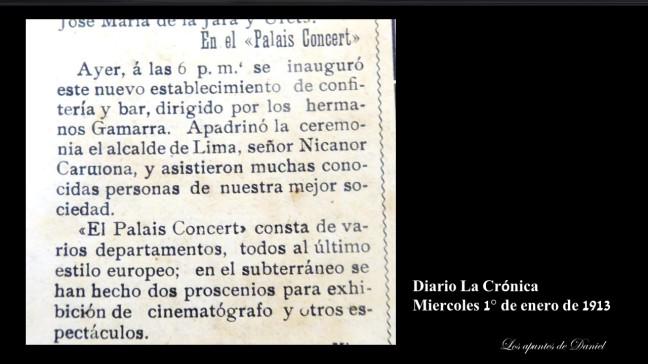 Palais Concert